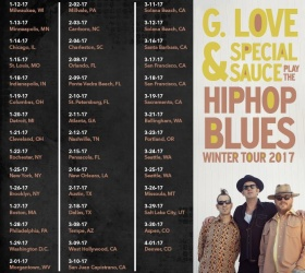 Winter Tour with G. Love & Special Sauce